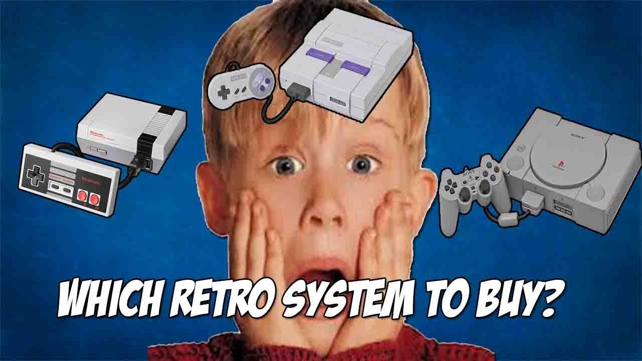 PlayStation, NES and SNES Classic Edition – Which Big Three Will You Buy