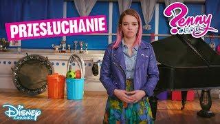 Przesłuchanie Penny | Penny z M.A.R.S.a | Disney Channel