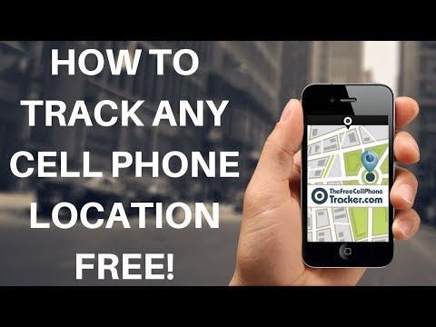 📱How to Track a Cell Phone Location for Free - Online GPS Tracker
