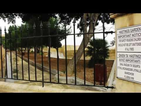 MALTE  La Valette - Palais & cathédrale
