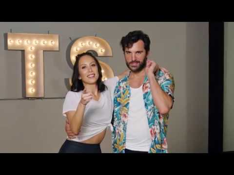Meet Juan Pablo Di Pace and Cheryl Burke - Dancing with the Stars