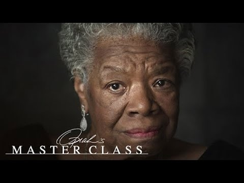Dr. Maya Angelou on the Power of Words | Oprah's Master Class | Oprah Winfrey Network