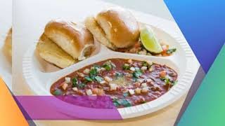chaat papri street food