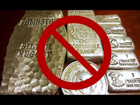 When NOT to Buy Silver (or Gold)