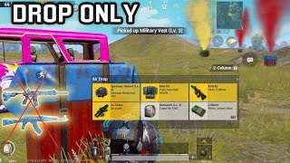 Drop weapons ONLY | Part 2 | PUBG MOBILE