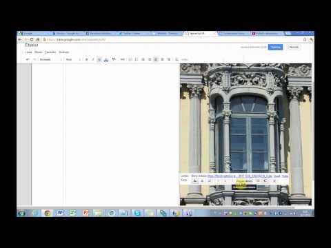 Google-sivustot:  elementtien lisääminen sivuille