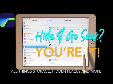 Let's Talk Storage,