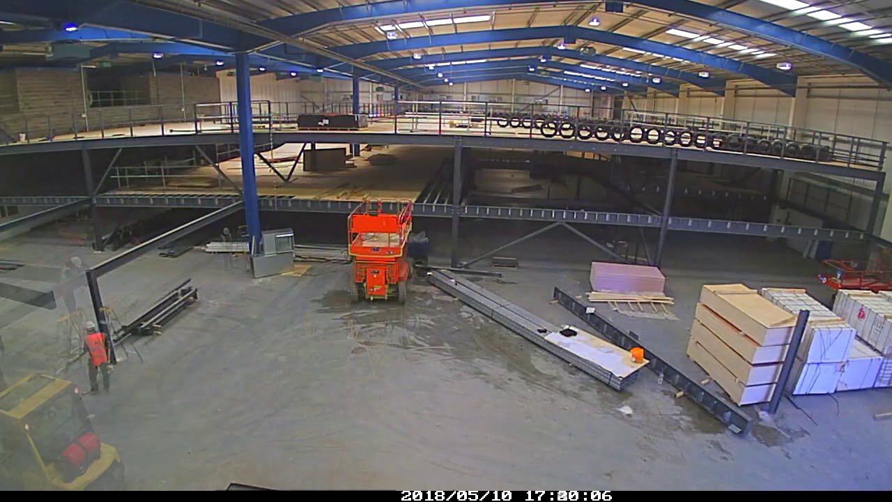 Download TeamSport Preston - How To Build A Go Karting Track in Two Months - Timelapse