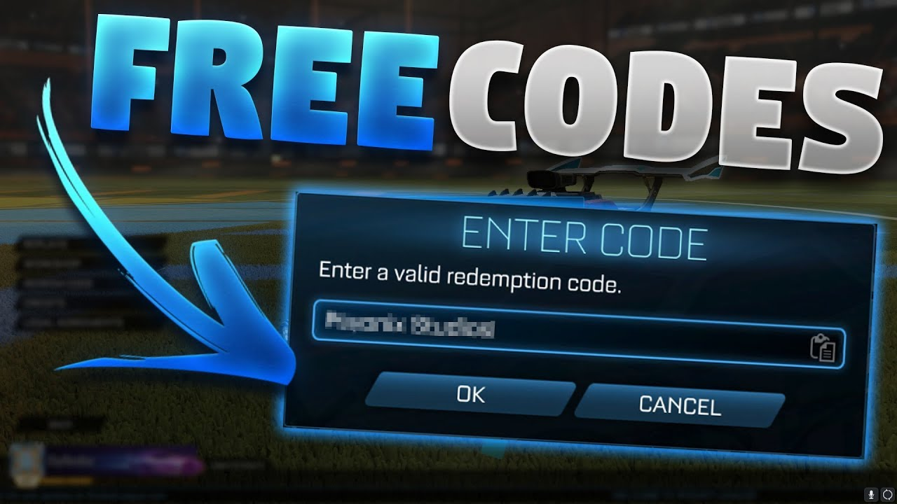 All Free Redeem Codes For Rocket League (Unlock Free Items!)