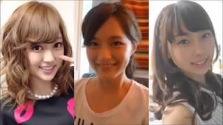 アイドリング!!!16号・菊地亜美さん、17号・三宅ひとみさん、26号・尾島...