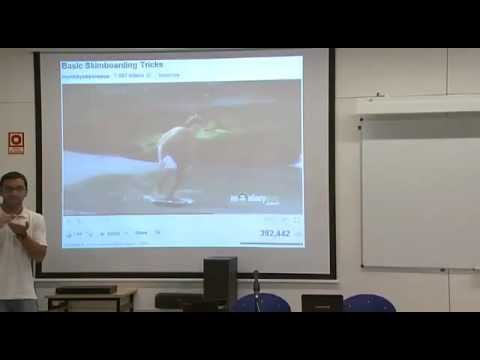 SocialSkip: Pragmatic Understanding within Web Video