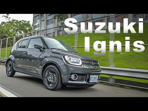 安穩不離騷 Suzuki All New Ignis|新車試駕