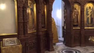 Красивое поет хор в храме Всех Святых, г.Умань, 1 служба(, 2016-02-21T19:42:04.000Z)