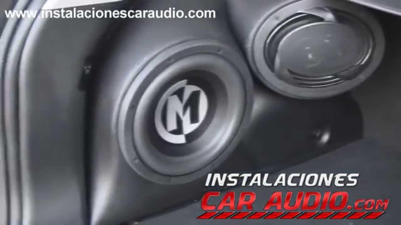 Instalación Car Audio Kia Sportage Bajos y Parlantes ...