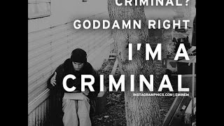 Eminem - Criminal (Music Video)