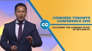 Jimmy Nguyen opens CoinGeek Toronto, urging Bitcoin SV to rise