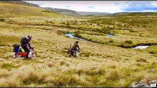 Fly Fishing, Postie Bike Camping Adventure