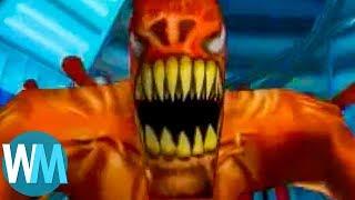 Top 10 Schreckens-Momente in Kinder-Videospielen