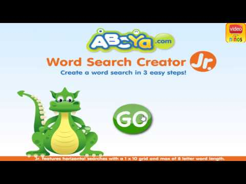 Word Search Puzzles - Game Kids