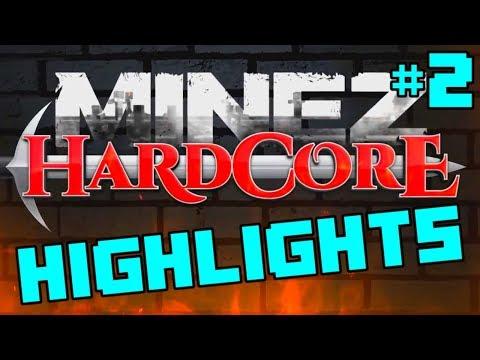 PBG MineZ Hardcore #2 Highlights