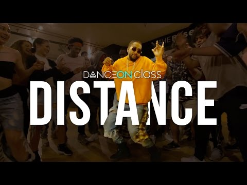 Omarion - Distance | Antoine Troupe Choreography | DanceOn Class