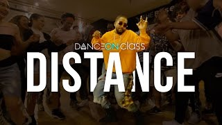 omarion distance   antoine troupe choreography   danceon class