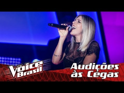 Babi Ceresa canta 'Side To Side' na Audição - 'The Voice Brasil' | 6ª Temporada