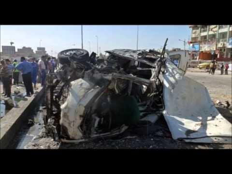 48 People Killed In Iraqi Bombing In Shia Area