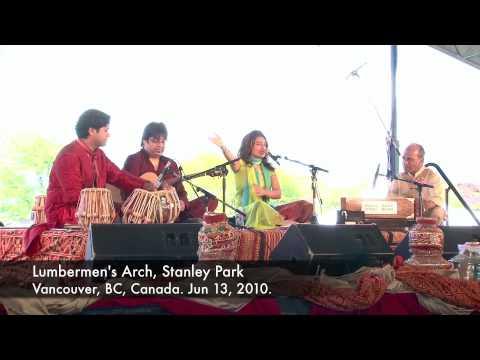 Kiran Ahluwalia - Meri Gori Gori - Sawan Mela 2010
