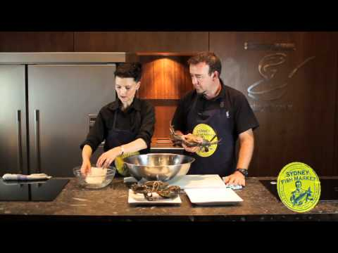 How To Prepare Live Mud Crabs For Cooking