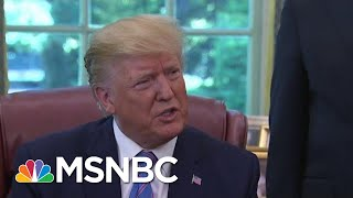 [8.02 MB] President Donald Trump Angrily Tweets After He Surrenders On Census | The Last Word | MSNBC