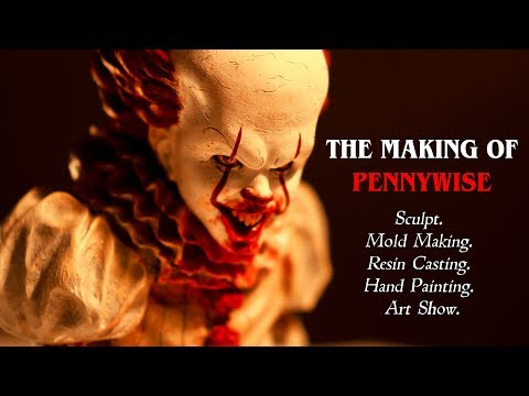 The Making of Pennywise - Danny Tran