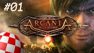 Arcania: Fall of Setarrif #01 16.07.2015 PC