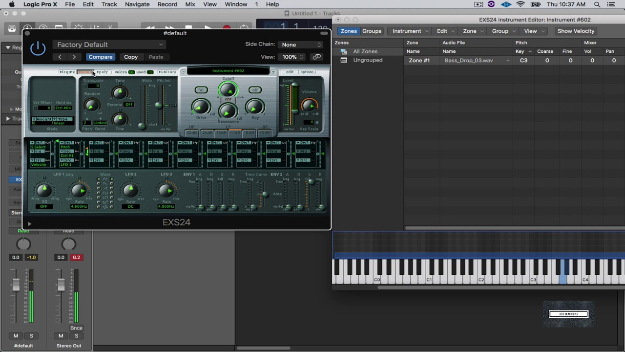 Logic Pro X: How Import Trap Drum Kits (The Easy Way)