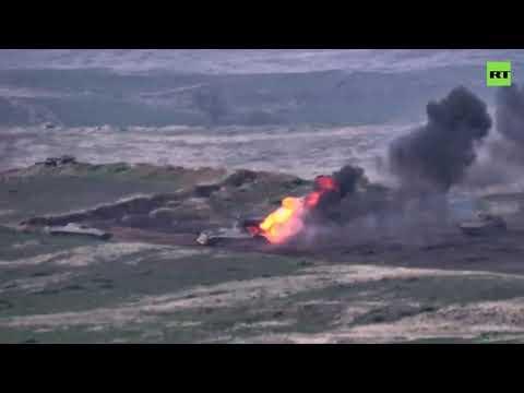 Armenia & Azerbaijan clash over Nagorno-Karabakh