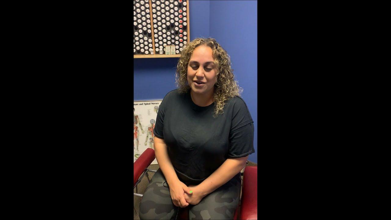 Chiropractic 06-28-21 Patient Testimonial