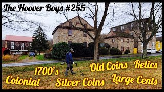 Metal Detecting a Little Old Town for LOST Valuables