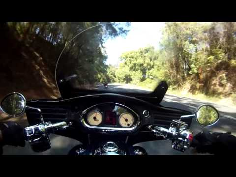 2014 Indian Chieftain Onboard