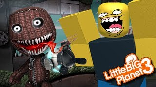 LittleBIGPlanet 3   Roblox Levels