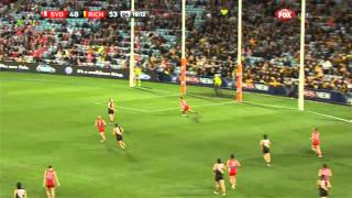 Round 23 AFL - Sydney Swans vs Richmond Highlights