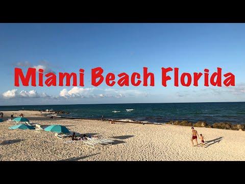 Miami Beach Florida 2019 - Travel Video
