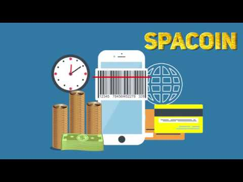 Using Spacoin for payment