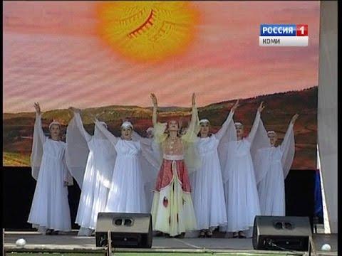 Финно-угорский мир 13.09.2016