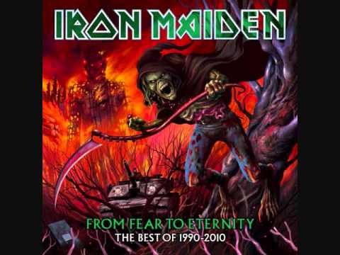 Iron Maiden New Album From Fear To Eternity The Best Of 1990-2010