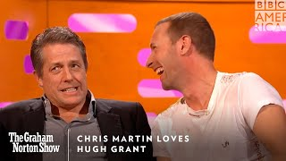 Chris Martin Loves Hugh Grant | The Graham Norton Show | Friday at 11pm