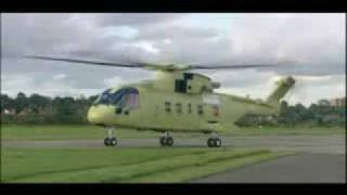 VH 71 KESTREL  Bigest Helicopter
