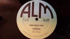 "Shinehead - Know How Fi Chat - ALM 12"" w/ Version (Sleng Teng Riddim)"