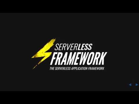 AWS Lambda Day 2015: Building with the Serverless Framework with Austin Collins