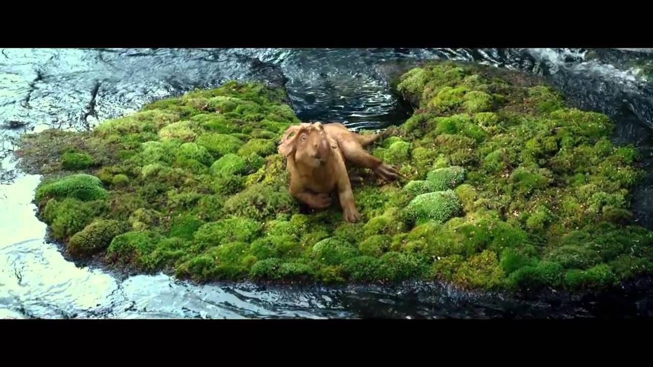 o tempo dos dinossauros o filme d trailer pt