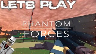 ROBLOX: Phantom Forces | Let's Play Commentary | New Updates! |